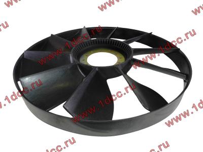 Вентилятор радиатора на гидромуфту d-640 H HOWO (ХОВО) VG2600060446 фото 1 Чебоксары