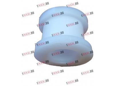 Втулка фторопластовая (передняя, кабина AZ1642430263) H2/H3 HOWO (ХОВО) AZ1642430261 фото 1 Чебоксары
