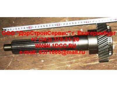 Вал первичный КПП ZF 5S-150GP d-50 H2/H3 КПП (Коробки переключения передач) 2159302060 фото 1 Чебоксары