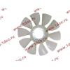 Вентилятор радиатора (на гидромуфту) без кольца d-590 H HOWO (ХОВО) 61500060131 фото 2 Чебоксары