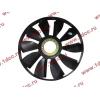 Вентилятор радиатора на гидромуфту d-640 H HOWO (ХОВО) VG2600060446 фото 3 Чебоксары
